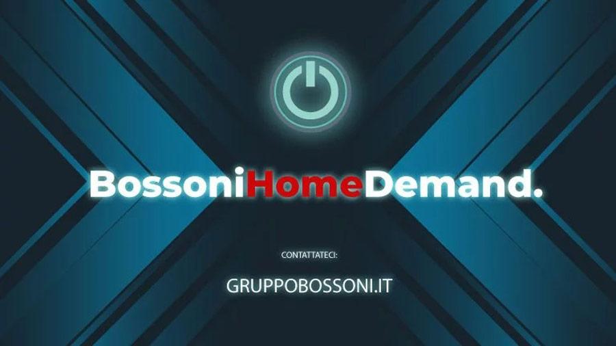 Gruppo Bossoni HomeDemand Hero Scene - Cambiare strategia: 5 domande a Francesco Bossoni